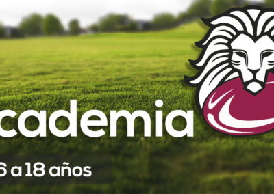 Rugby academia
