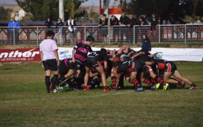 Dos amistosos para la Escuela Robher Asesores Rugby Club ante el Extremadura CAR Cáceres
