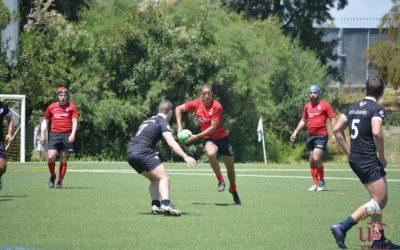 La Universidad de León de Rugby 7´s masculino integrado por jugadores del ULE Toyota León Rugby Club finaliza cuarta en el Campeonato de España Universitario 2018