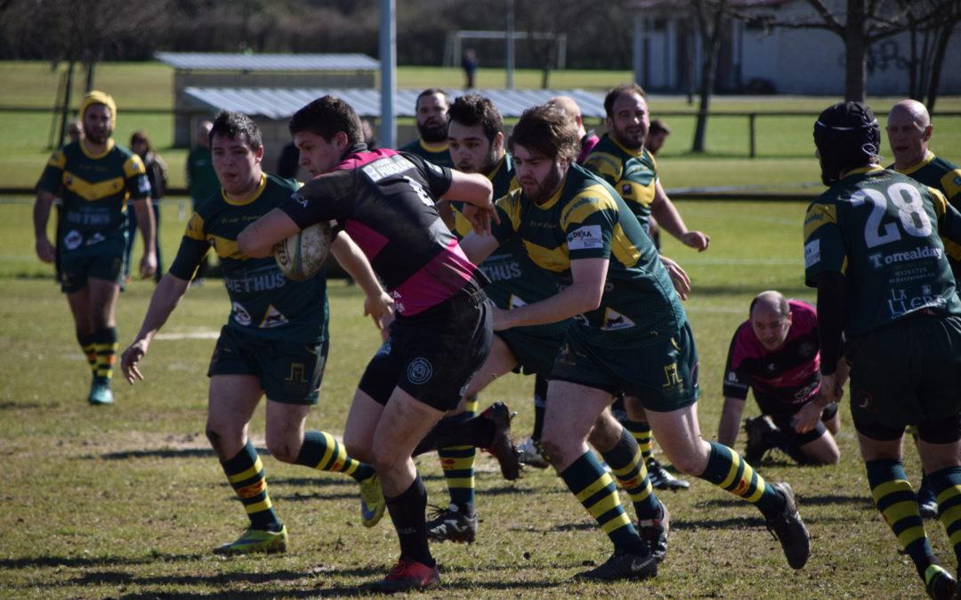 El ULE Toyota León Rugby Club a hacerse fuerte en Puente Castro ante el UR Besaya UC