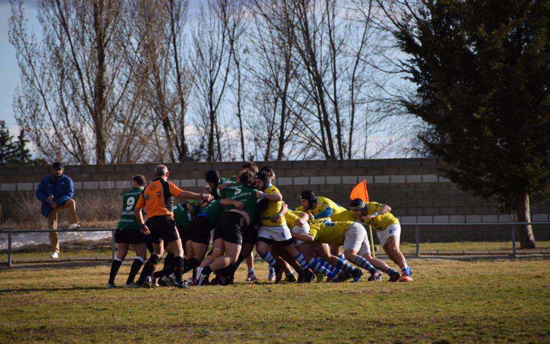 Estreno de la temporada para el ULE Toyota León Rugby Club y la Escuela Robher Asesores León Rugby Club