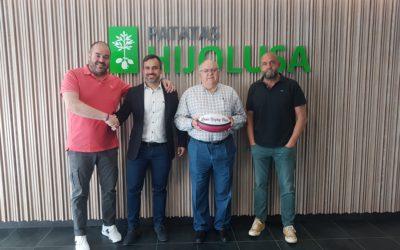 Patatas Hijolusa renueva su confianza en el León Rugby Club