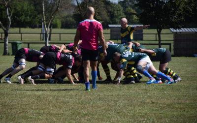 El ULE Toyota León Rugby Club despide su preparación con victoria