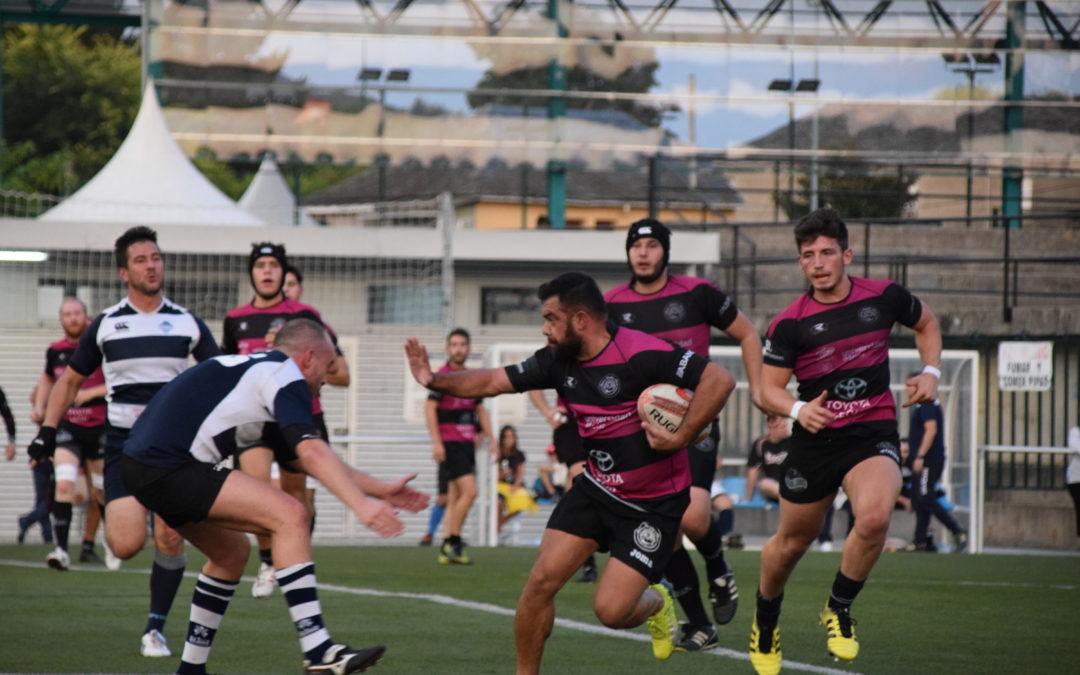 El ULE Toyota León Rugby Club se lleva el VII Trofeo del Cristo ante el Bierzo Rugby Club