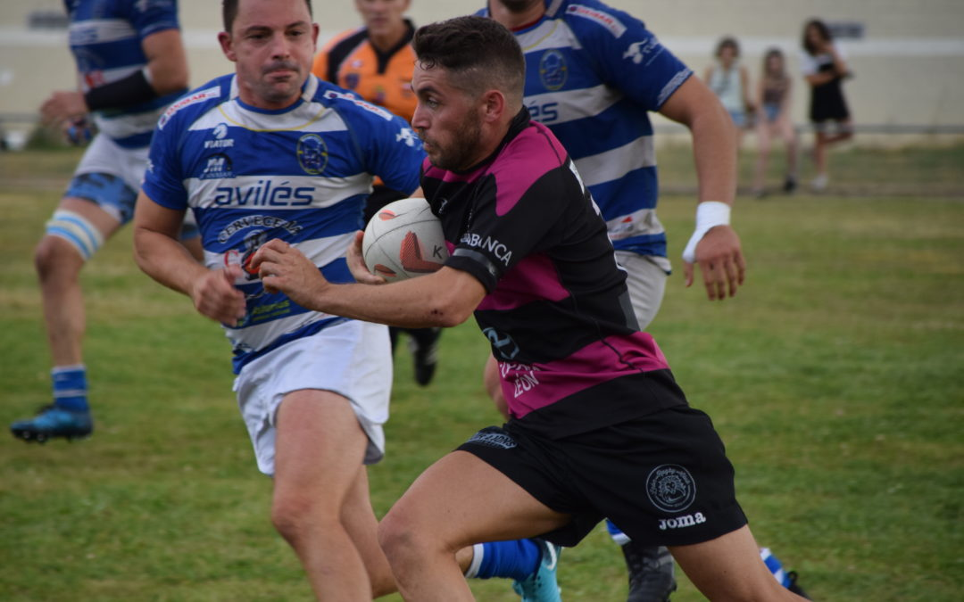 El ULE Toyota León Rugby Club busca su primer triunfo