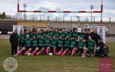 El ULE Toyota León Rugby Club vuelve a la senda de la victoria