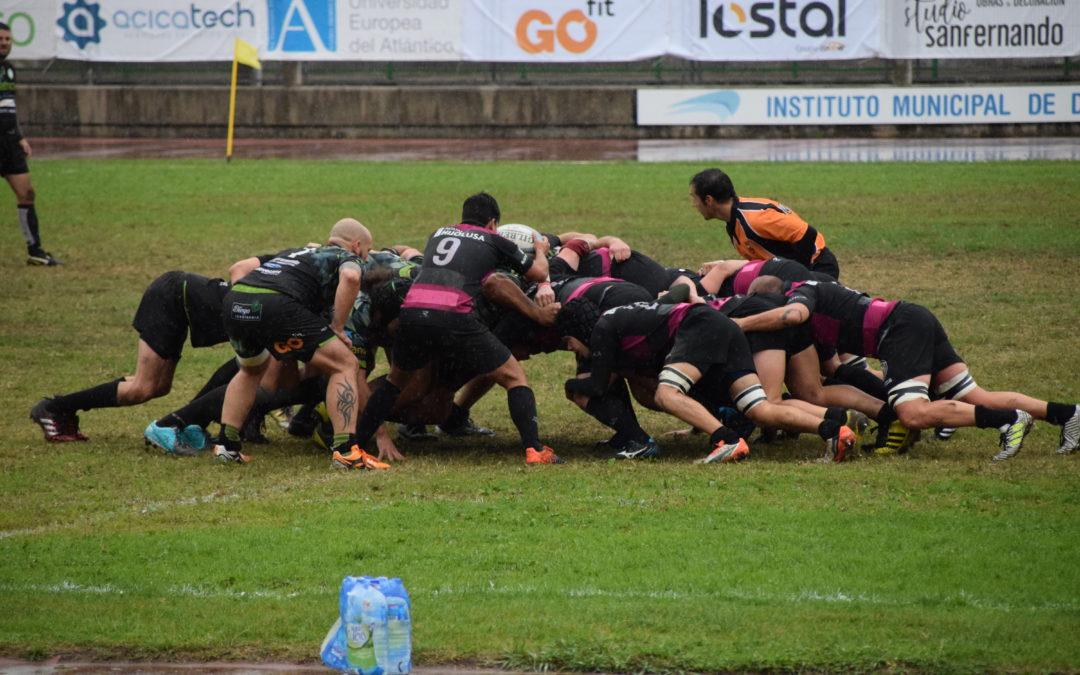 Primer triunfo de la temporada para el ULE Toyota León Rugby Club