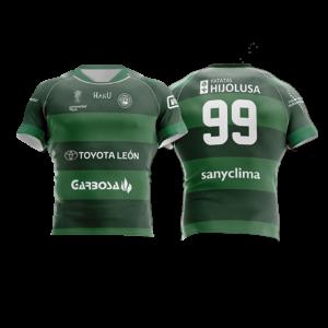 Segunda Camiseta León Rugby Club