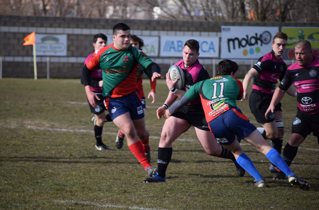 El ULE Toyota León Rugby Club busca confirmar sensaciones