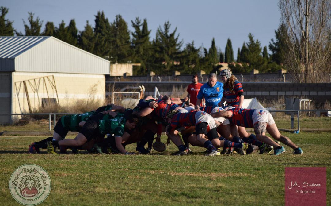 Sábado intenso para el León Rugby Club