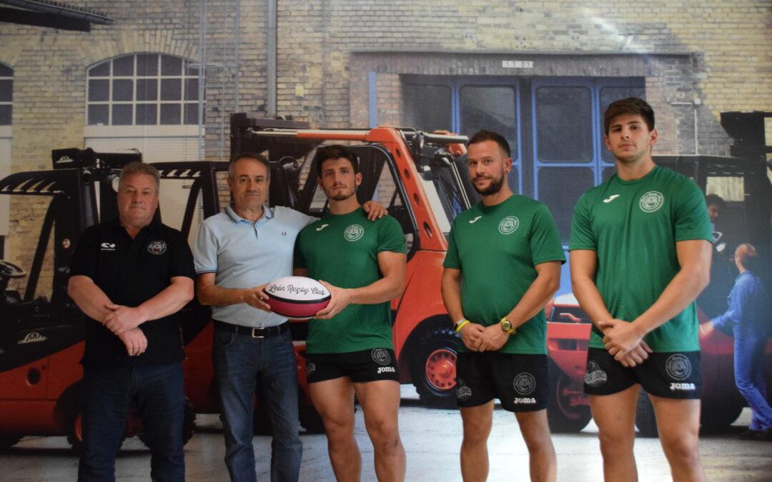 Vidal León Diésel colabora con el León Rugby Club