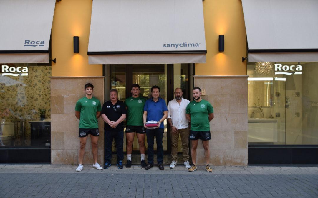 Sanyclima y el León Rugby Club unen sus fuerzas