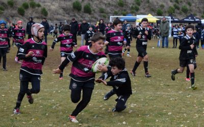La Escuela Robher Asesores León Rugby Club se desplaza a Valladolid