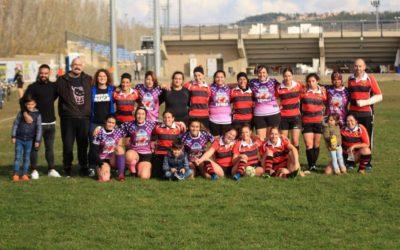 Satisfacción y buenos resultados tras el II Torneo de Rugby Militar Santa Bárbara