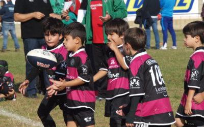 Los sub-6, sub-8 y sub-10 de la Escuela ROBHER ASESORES LEÓN RC, rumbo a Ponferrada