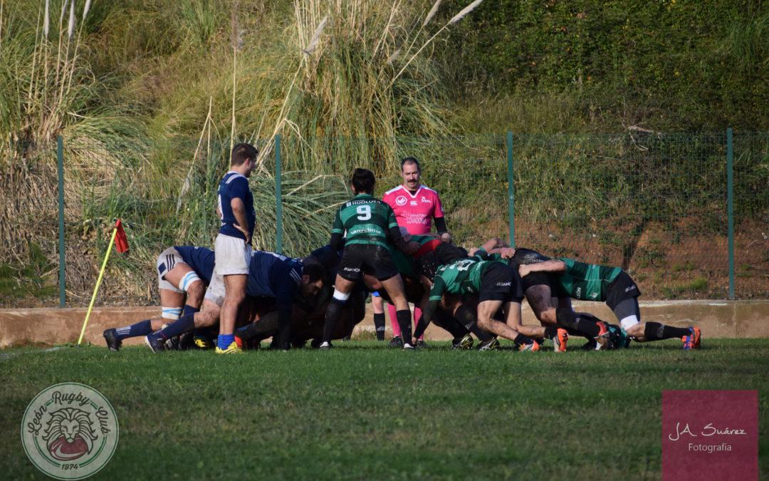 El ULE Toyota León Rugby Club, a recuperar la senda de la victoria