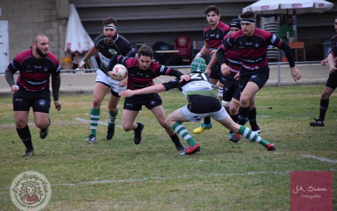 Victoria y empate para el León Rugby Club