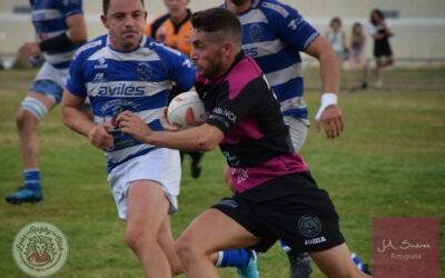 Complicada salida del ULE Toyota León Rugby Club a Avilés