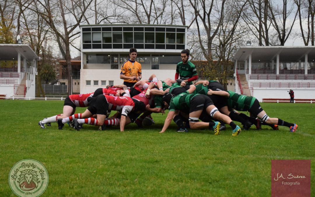 El ULE Toyota León Rugby Club sigue sumando en positivo en Asturias