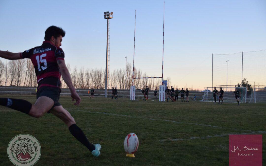 El ULE Toyota León Rugby Club quiere mirar hacia arriba
