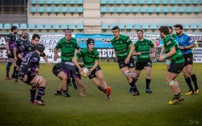 El ULE Toyota León Rugby Club tropieza en Palencia