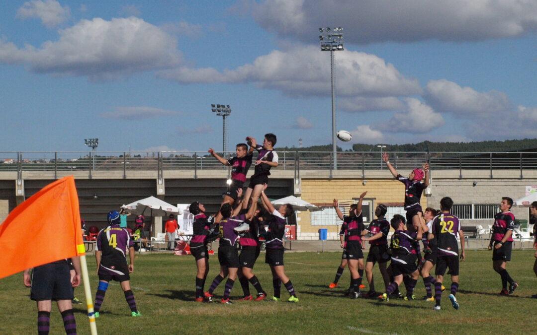 La Escuela Robher Asesores León Rugby Club se desplaza a Gijón