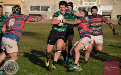 El ULE Toyota León Rugby Club, a por la victoria en Gijón