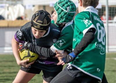 Concentración de Rugby Gradual en Arroyo