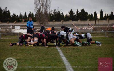 El ULE Toyota León Rugby Club tampoco puede sumar en positivo en Santander