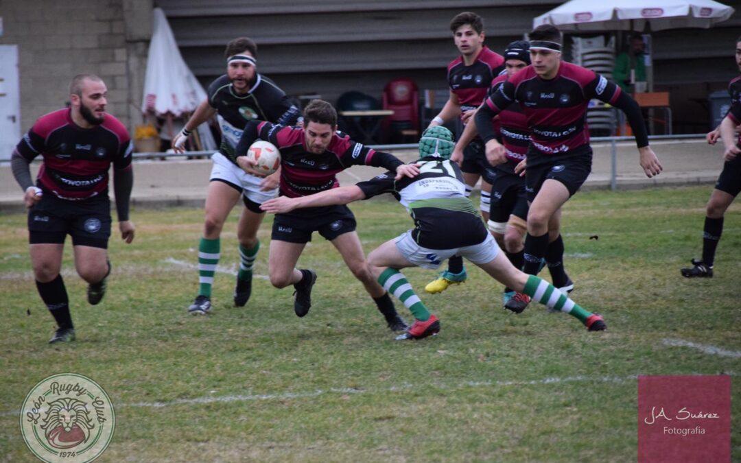 El ULE Toyota León Rugby Club quiere recuperar sensaciones