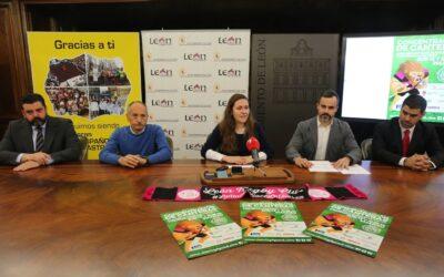 León y la Escuela Robher Asesores León Rugby Club acogen este sábado la Concentración de Canteras Sub-12 y Sub-14