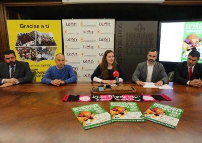 León y la Escuela ROBHER ASESORES LEÓN RC acogen la concentración de edades sub-12 y sub-14 (1)