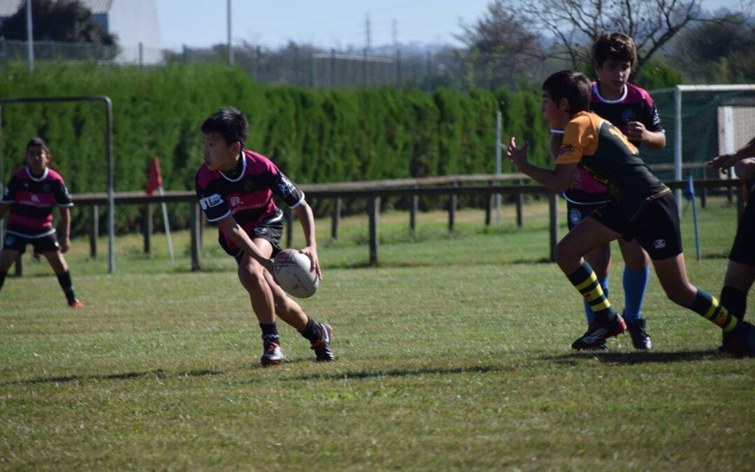 Las selecciones regionales cuentan con la Escuela Robher Asesores León Rugby Club