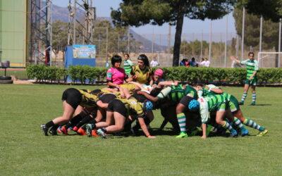 La Escuela Robher Asesores León Rugby Club protagonista en Cullera y Palencia