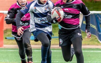 Otro fin de semana positivo para la Escuela Robher Asesores León Rugby Club