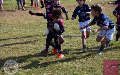 Las selecciones siguen copando la actividad de la Escuela Robher Asesores León Rugby Club