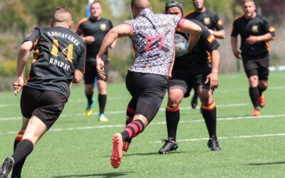 Grandes resultados del Artillería Rugby León en el V Torneo del Ejército de Tierra