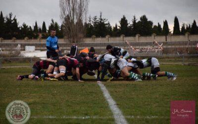 El ULE Toyota León Rugby Club cierra la temporada con un encuentro amistoso ante el CDU Granada