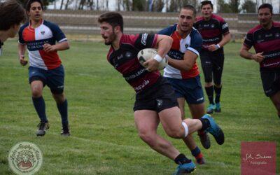 El ULE Toyota León Rugby Club cae ante el CDU Granada en el último amistoso de la campaña