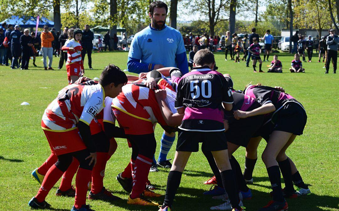 La Escuela Robher Asesores León Rugby Club viaja a la XI Araba Rugby Cup