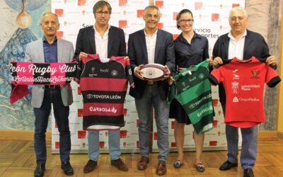 El León Rugby Club y el Rugby Albéitar unen sus fuerzas
