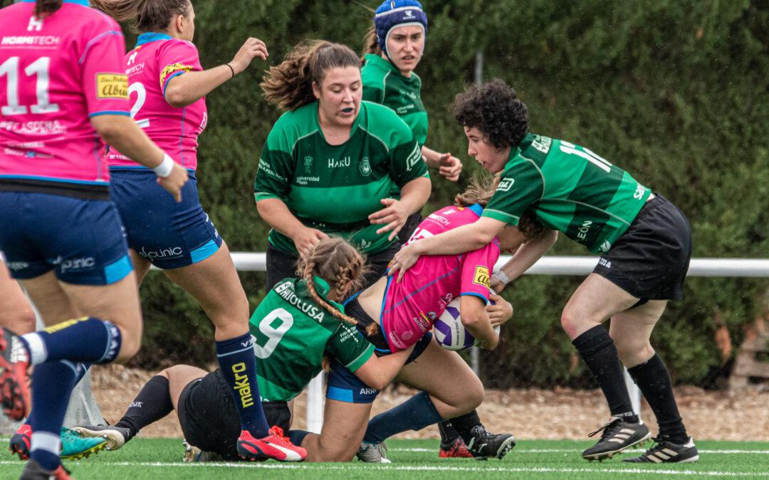 Los equipos del León Rugby Club se preparan para el inicio de la temporada con sendos torneos amistosos