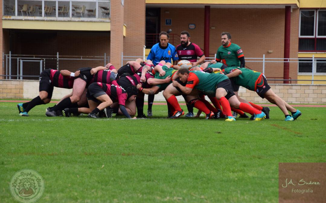 Derrota para el ULE Toyota León Rugby Club en su visita a Zamora