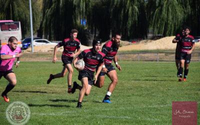 Trabajada victoria para el ULE Toyota León Rugby Club