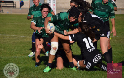 Excelente debut para el ULE Albéitar León Rugby Club y la Escuela RBH Global León Rugby Club
