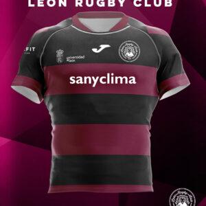 Camiseta de rugby reversible ULE Albeitar León Rugby Club 19-20
