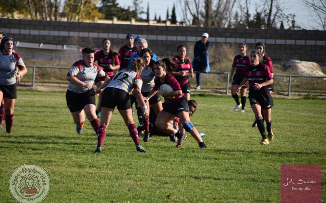 Intenso fin de semana para el León Rugby Club en León y Ponferrada