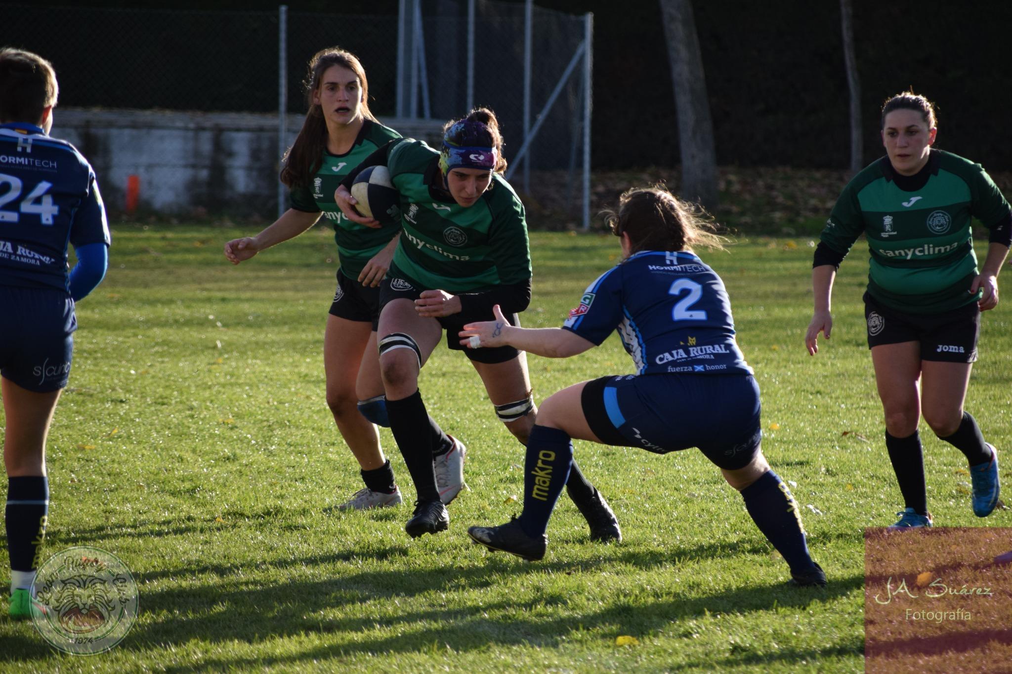 VRAC Quesos Entrepinares vs ULE Albéitar León Rugby Club