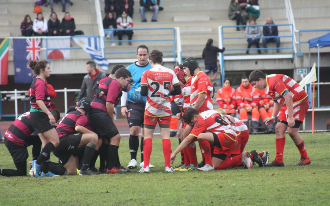 Buenos resultados para la Escuela RBH Global León Rugby Club