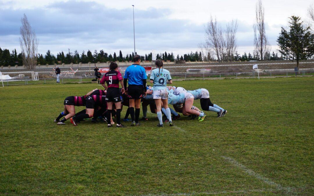 Derrota por la mínima del ULE Albéitar León Rugby Club frente al Opel Automotive G.J. Pingüinas Rugby